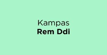 Kampas Rem Ddi