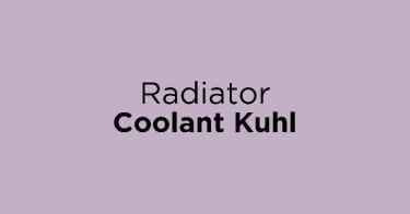 Radiator Coolant Kuhl