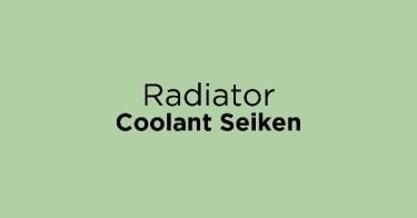 Radiator Coolant Seiken