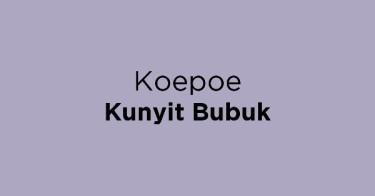 Koepoe Kunyit Bubuk