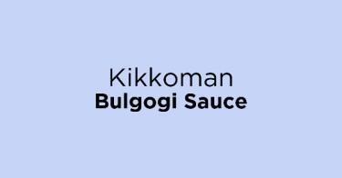 Kikkoman Bulgogi Sauce