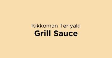 Kikkoman Teriyaki Grill Sauce