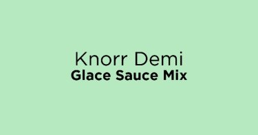 Knorr Demi Glace Sauce Mix