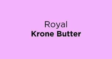 Royal Krone Butter