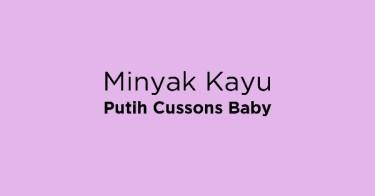 Minyak Kayu Putih Cussons Baby
