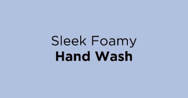 Sleek Foamy Hand Wash