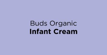 Buds Organic Infant Cream