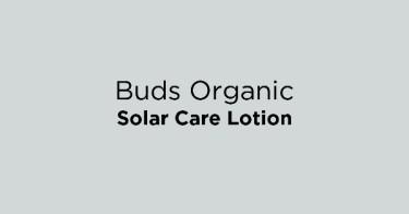 Buds Organic Solar Care Lotion