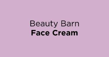 Beauty Barn Face Cream