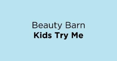 Beauty Barn Kids Try Me