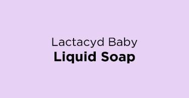 Lactacyd Baby Liquid Soap