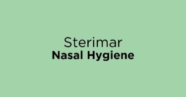 Sterimar Nasal Hygiene