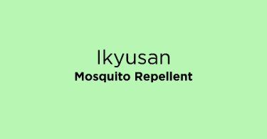 Ikyusan Mosquito Repellent