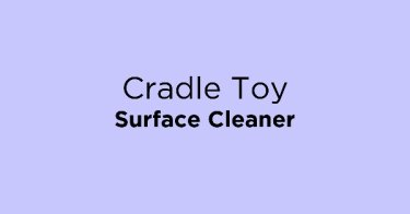 Cradle Toy Surface Cleaner
