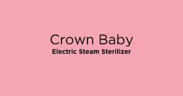 Crown Baby Electric Steam Sterilizer