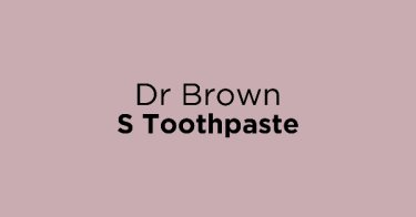 Dr Brown S Toothpaste