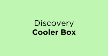 Discovery Cooler Box