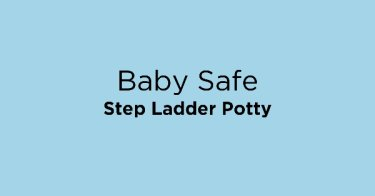 Baby Safe Step Ladder Potty