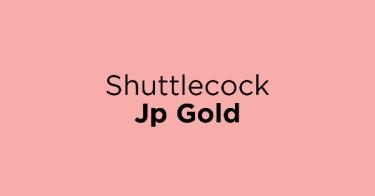 Shuttlecock Jp Gold