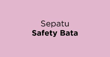 Sepatu Safety Bata