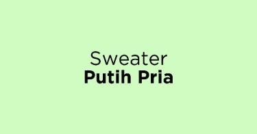 Sweater Putih Pria