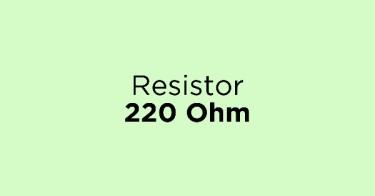 Resistor 220 Ohm