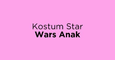 Kostum Star Wars Anak