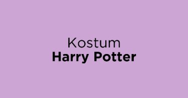 Kostum Harry Potter