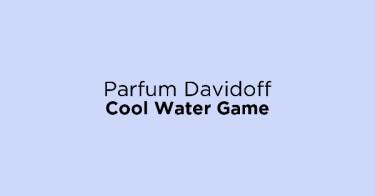 Parfum Davidoff Cool Water Game
