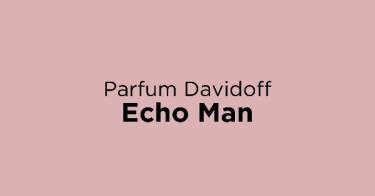 Parfum Davidoff Echo Man