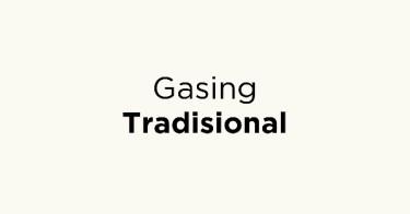 Gasing Tradisional
