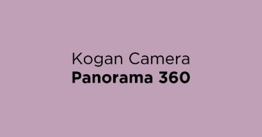Kogan Camera Panorama 360