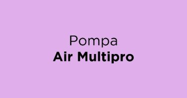 Pompa Air Multipro