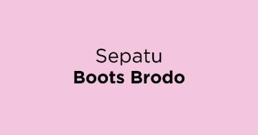 Sepatu Boots Brodo