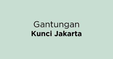 Gantungan Kunci Jakarta