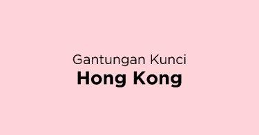 Gantungan Kunci Hong Kong