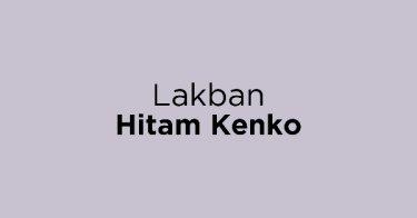 Lakban Hitam Kenko