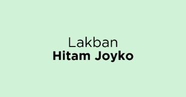 Lakban Hitam Joyko