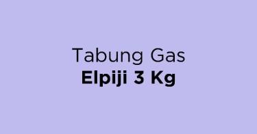 Tabung Gas Elpiji 3 Kg