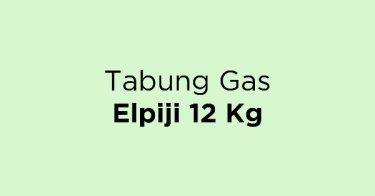 Tabung Gas Elpiji 12 Kg