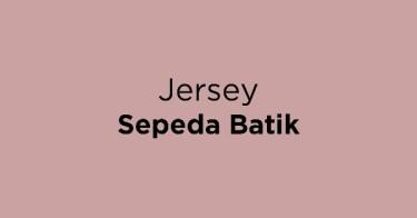 Jersey Sepeda Batik