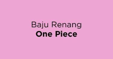 Baju Renang One Piece