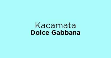 Kacamata Dolce Gabbana