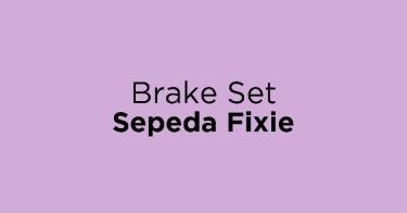 Brake Set Sepeda Fixie