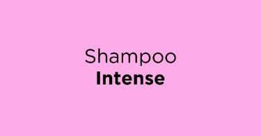 Shampoo Intense