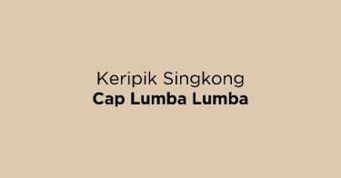 Keripik Singkong Cap Lumba Lumba