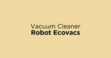 Vacuum Cleaner Robot Ecovacs