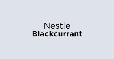 Nestle Blackcurrant