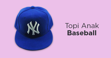 Topi Baseball Anak
