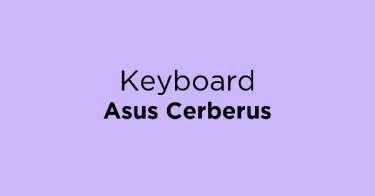Keyboard Asus Cerberus